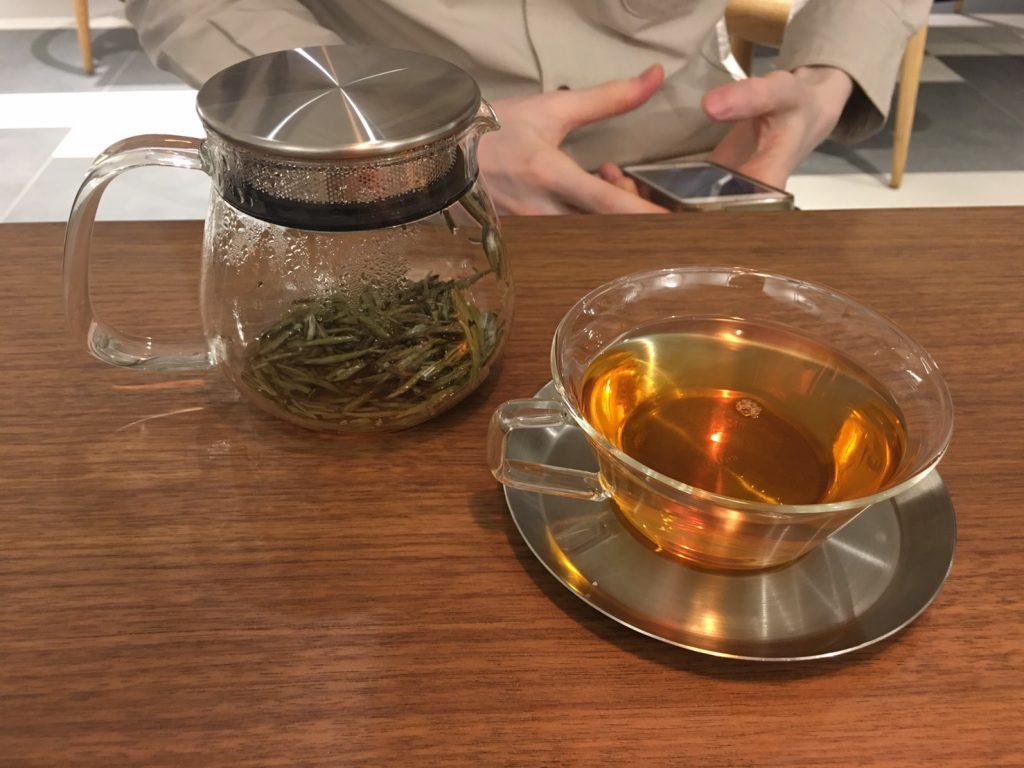 JOSEPHカフェのティーカップセットはキントー製