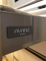 AYANO(綾野製作所)の食器棚と地震対策