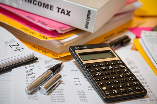固定資産税を計算するイメージ